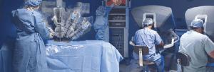 Cirurgia robótica Belo Horizonte