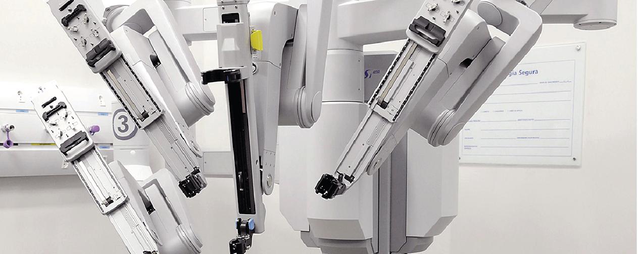 Cirurgia robótica: Brasil ganha segundo centro de treinamento de médicos