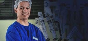 Cirurgia robótica: um avanço também para os cirurgiões